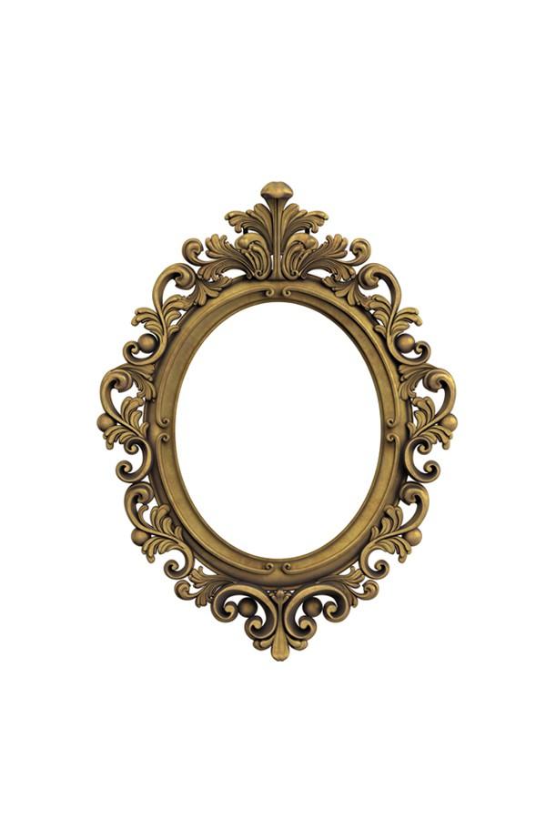 Specchio da salotto